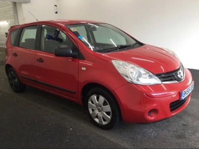 used Nissan Note 1.5 dCi Visia 5dr