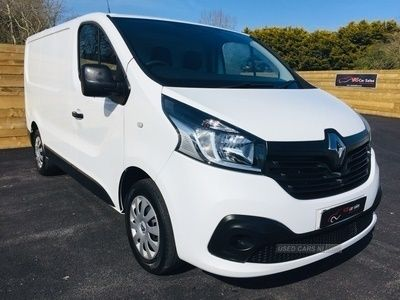 used Renault Trafic SL27 BUSINESS + DC