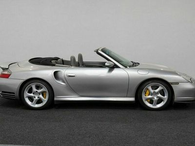 used Porsche 996 3.6 Turbo Cabriolet AWD 2dr