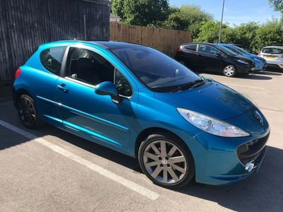 used Peugeot 207 1.6 THP GT 3dr