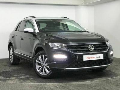 used VW T-Roc 2017 1.0 TSI Design 115PS