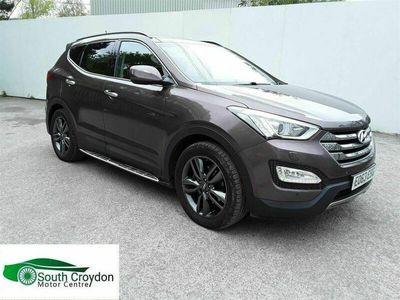 used Hyundai Santa Fe 2.2 CRDi Premium SE 4WD 5dr (7 seat)