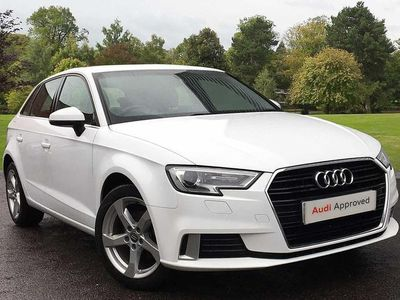 used Audi A3 2019 Oxford Business Park North 30 TFSI 116 Sport 5dr