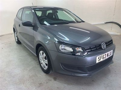 used VW Polo Hatchback 1.2 S 3d