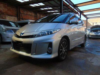 used Toyota Estima Estima 2015 15 REG2.4 AUTO.HYBRID.8 SEATER M.P.V .FRESH IMPORT