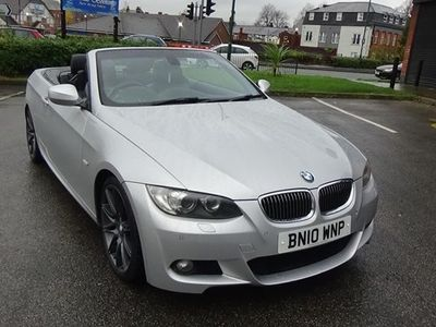 used BMW 330 3-Series Convertible d M Sport Highline (245bhp) 2d Step Auto