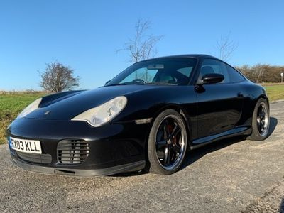 used Porsche 911 Carrera 4S 911 Coupe (996) 2d