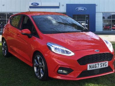used Ford Fiesta 1.0 Ecoboost St-Line 5Dr