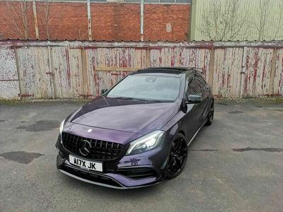 used Mercedes A45 AMG A Class 2.0(Premium) SpdS DCT 4MATIC (s/s) 5dr