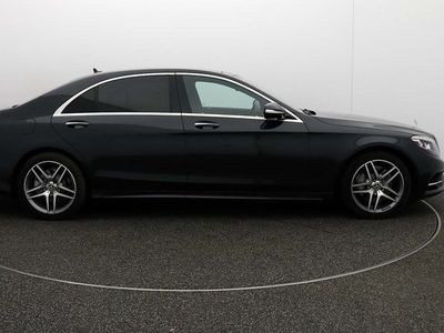 used Mercedes S350 S ClassD L AMG LINE Saloon 2017