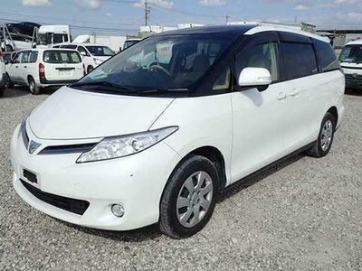 used Toyota Estima X 8 seats