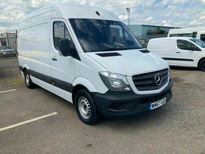 used Mercedes Sprinter 3.5t Van