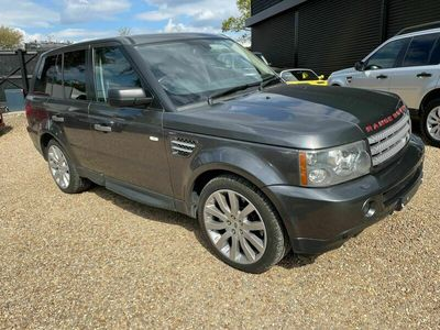 used Land Rover Range Rover Sport 4.2 V8 Supercharged 5dr
