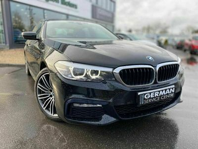 used BMW 530 5 Series 2.0 i M Sport 4-Dr Saloon 4dr