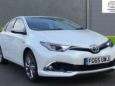used Toyota Auris 1.8 VVT-h Excel CVT (s/s) 5dr