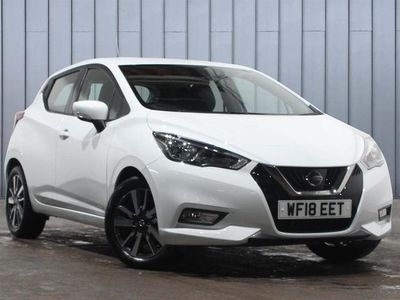 used Nissan Micra 1.0 Acenta Limited Edition 5dr