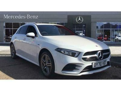 used Mercedes A250 A-ClassAMG Line 5dr Auto Hatchback