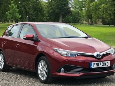 used Toyota Auris 1.2 T Business Edition 5-Dr