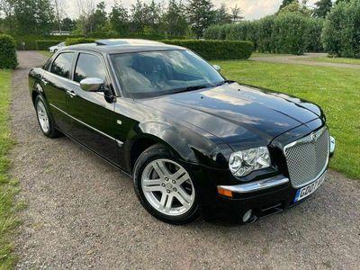 used Chrysler 300C 3.0TD Saloon 4d