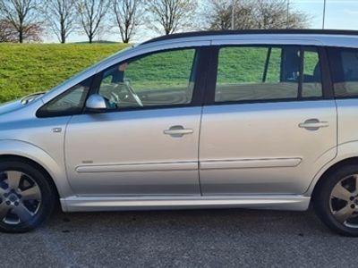 used Vauxhall Zafira CLUB CDTI 8V 7 SEATER DIESEL