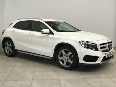 used Mercedes GLA220 Gla Class 2.1CDI AMG Line 4MATIC 5dr