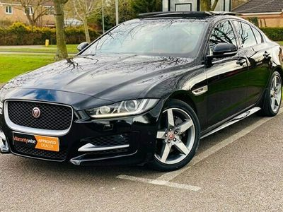 used Jaguar XE 2.0 GTDi R-Sport Auto (s/s) 4dr
