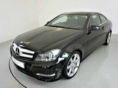 used Mercedes C250 C Class 2.1CDI AMG SPORT EDITION 2d 202 BHP-2 OWNER CAR-FANTASTIC LOW MILEAGE
