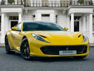 used Ferrari 812 SUPERFAST F1 DCT 2-Door HR Owen Suppled from New