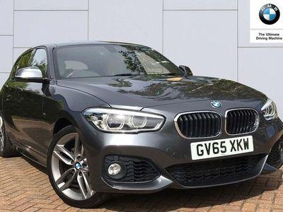 used BMW 118 i M Sport 5-Door