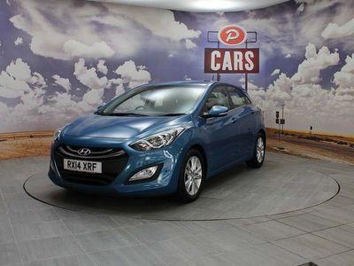used Hyundai i30 1.6 Crdi [128] Blue Drive Style Nav 5Dr