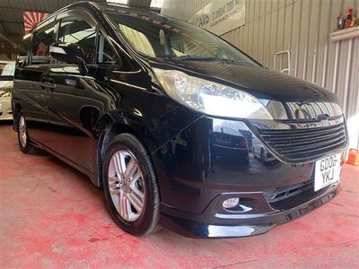 used Honda Stepwgn GLS Edition
