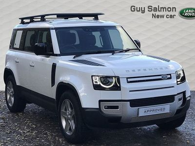 used Land Rover Defender P300 SE 110 5dr Auto 2.0