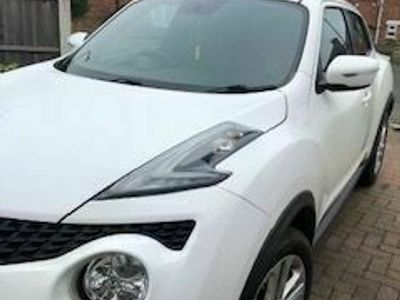 used Nissan Juke 1.6 Acenta Premium XTRON 5dr EU5