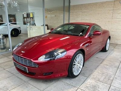 used Aston Martin DB9 Coupe 6.0 2dr