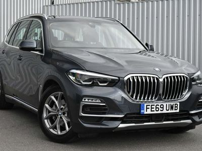used BMW X5 xDrive30d xLine