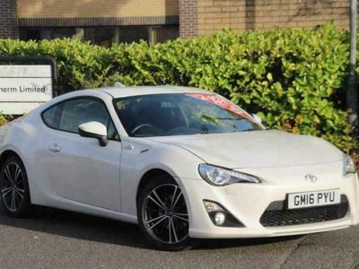 used Toyota GT86 2.0 Coupe