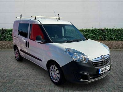 used Vauxhall Combo Combo Cargo2300 1.3 CDTI 16V H1 Crew Van