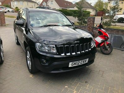 used Jeep Compass 2.2 CRD Sport Plus 5dr