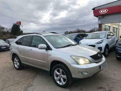 used Lexus RX300 RX 20053.0 SE AUTOMATIC 4WD **JUST 83,000 MILES** FSH 5-Door