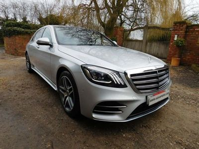 used Mercedes S350 S CLASSL AMG Line Executive 4dr 9G Tronic