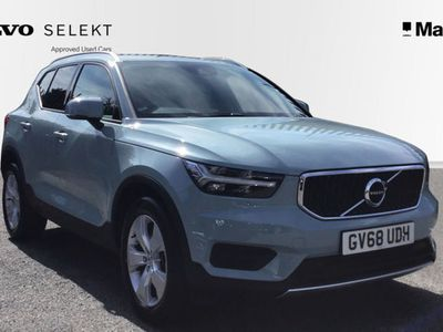 used Volvo XC40 2.0 T4 Momentum 5dr AWD Geartronic Auto estate