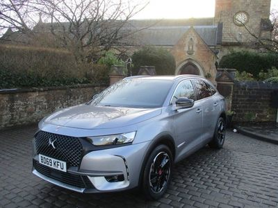 used DS Automobiles DS7 Crossback 1.2 PureTech Performance Line Crossback (s/s) 5dr