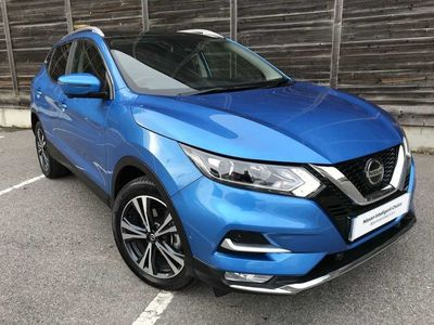 used Nissan Qashqai 1.3 Dig-T 160 N-Connecta 5Dr Dct