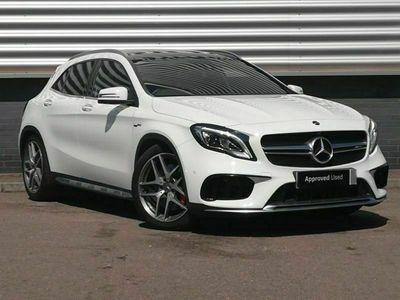 used Mercedes GLA45 AMG 4Matic Premium 5dr Auto 2.0