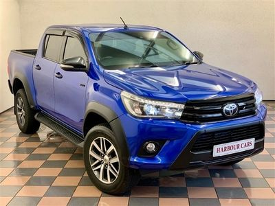 used Toyota HiLux INVINCIBLE 4WD D-4D DCB