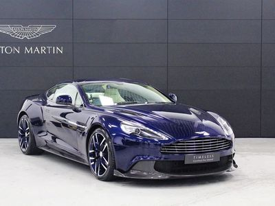 used Aston Martin Vanquish S Coupe 6.0 V12 S Ultimate T-TronIII 2dr (2+2)