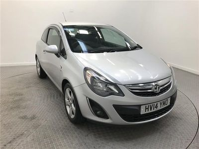 used Vauxhall Corsa 1.2 Sxi 3Dr [Ac]