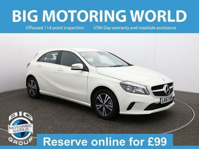 used Mercedes A160 A ClassSE EXECUTIVE for sale   Big Motoring World