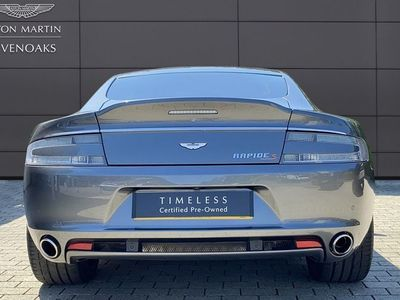 used Aston Martin Rapide S V12 [552] 4dr Touchtronic III Auto 6.0