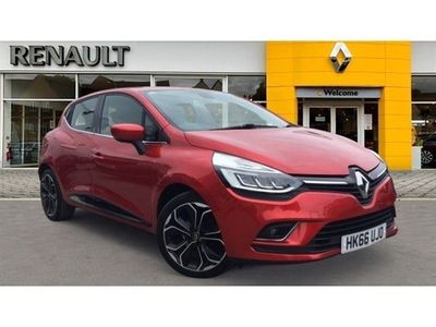 used Renault Clio 1.5 dCi 110 Dynamique S Nav 5dr